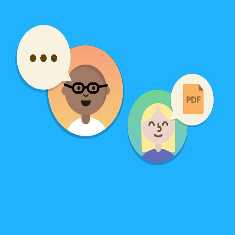 Meld je aan voor de online leercommunity inclusief hoger onderwijs