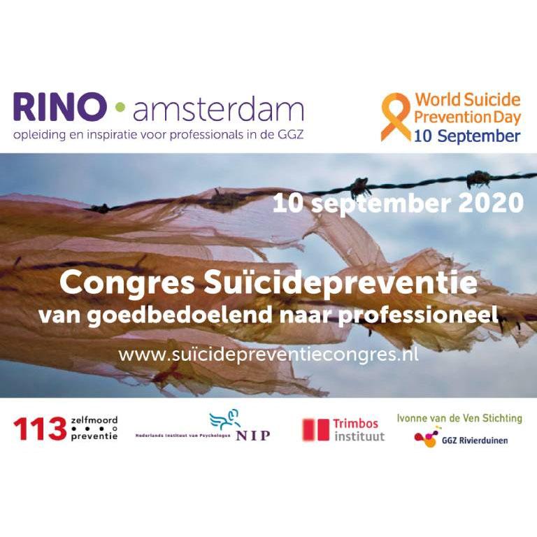 Congres suicidepreventie